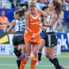 WK Dames Oranje - Argentinië